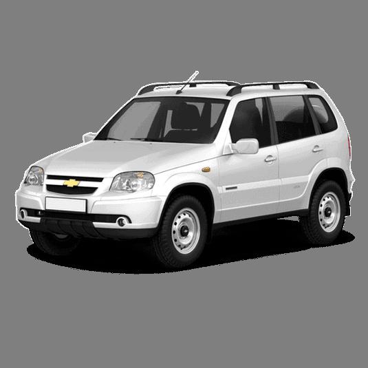 Выкуп аварийного Chevrolet Niva