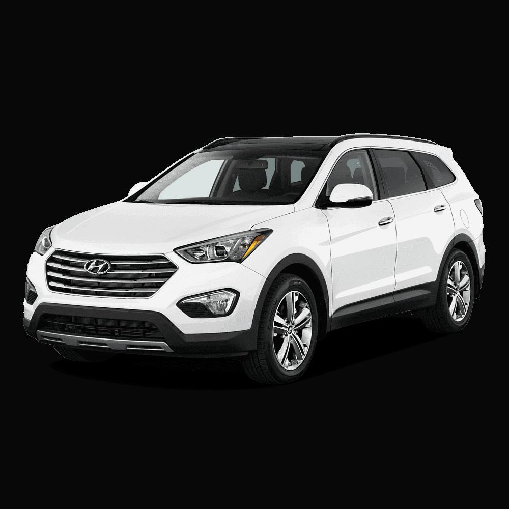 Выкуп битых Hyundai Santa FE