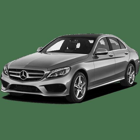 Выкуп аварийного Mercedes C-klasse