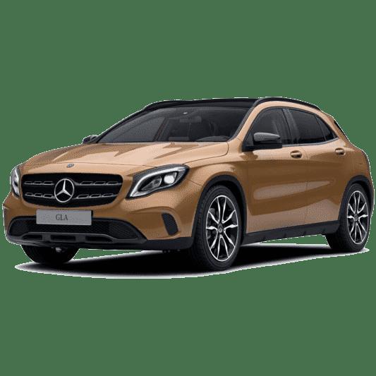 Выкуп аварийного Mercedes GLA-klasse