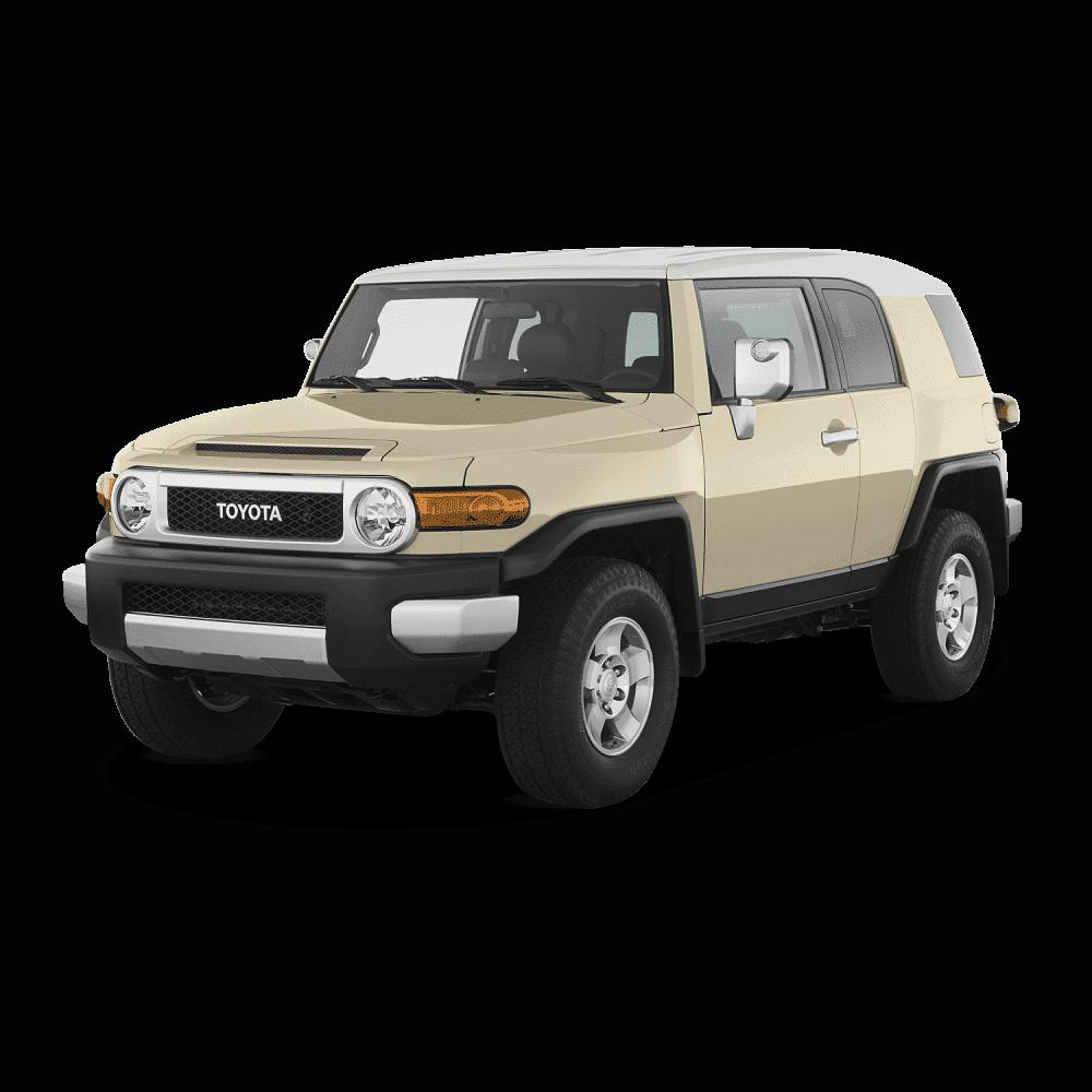 Выкуп Toyota FJ Cuiser