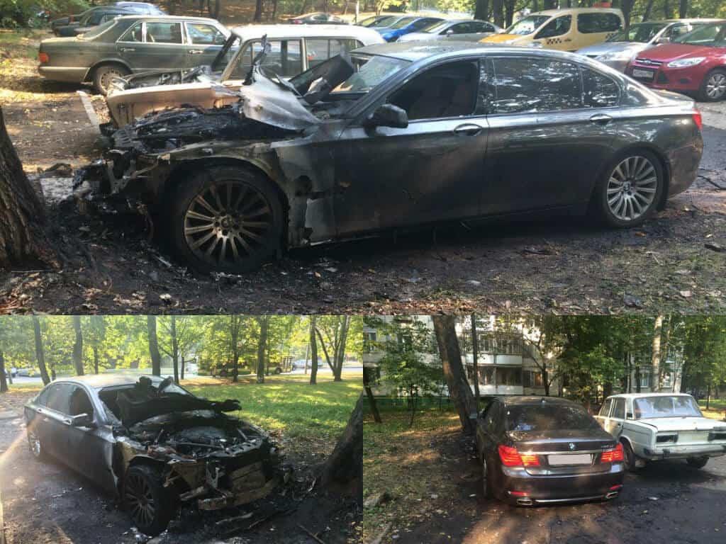 скупка неисправных BMW