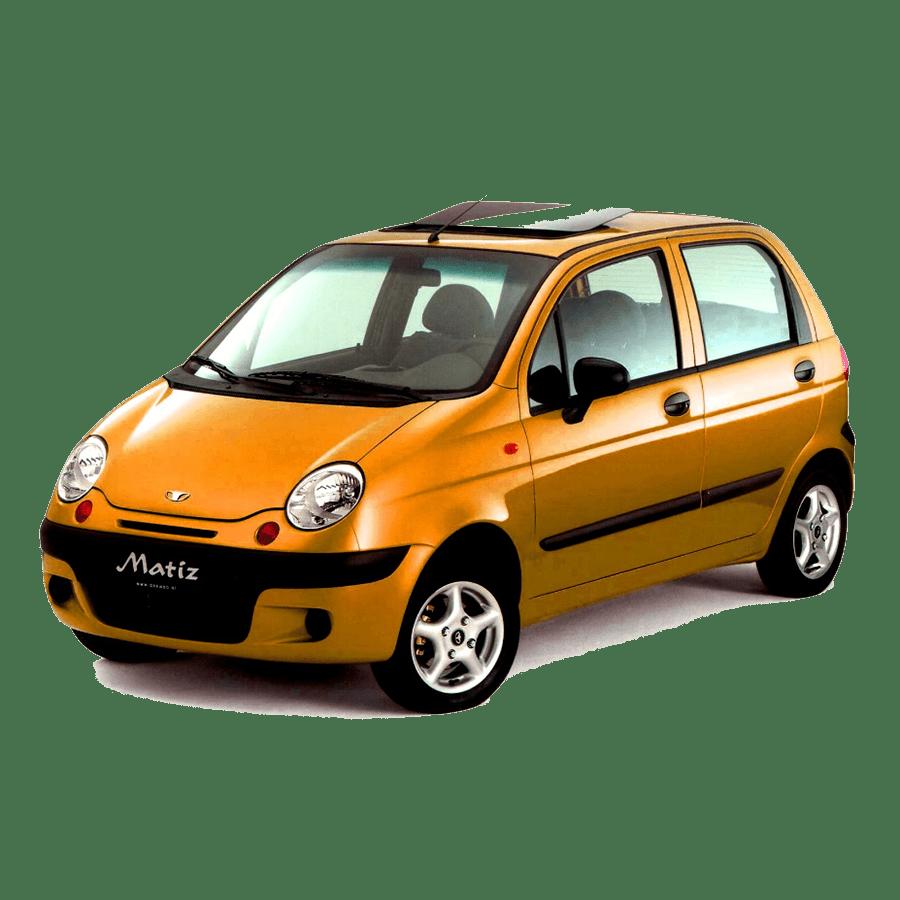 Выкуп аварийного Daewoo Matiz
